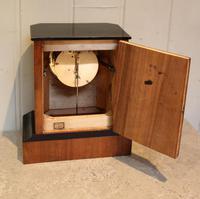 Walnut Timepiece Mantel Clock (9 of 14)