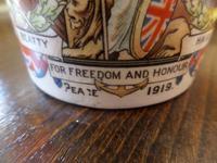 Very Nice Commemorative Mug - The Great War! (6 of 6)