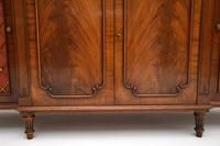 Regency Style Mahogany Grill Front Sideboard (7 of 12)
