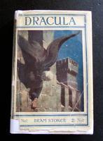1927 Dracula by Bram Stoker Rare UK Rider Edition + Original Dust Jacket