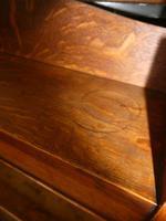 Heal & Son of London Oak Bookcase (7 of 9)