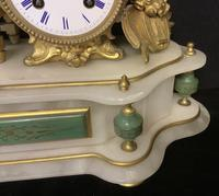 Clock French Mantle (2 of 8)