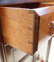 Victorian Mahogany  Shelved Hall Cupboard (8 of 15)
