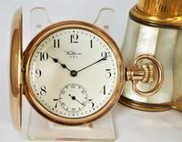 Waltham Marquis Half Hunter Pocket Watch, 1913 (3 of 6)