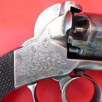 Webley Bentley Type Percussion Revolver (7 of 8)