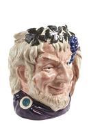 Character Bacchus Toby Jug by Royal Doulton (2 of 6)