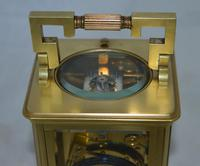 French Carriage Clock Striking & Repeating (5 of 5)