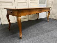 French Fruitwood Farmhouse Dining Table (2 of 15)