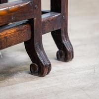 Early 18th Century Drop Leaf Table (10 of 10)