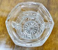 Hand Cut Crystal Champaign Ice Bucket, Wine Cooler (5 of 6)