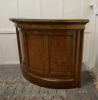 19th Century Oak Courtroom Dock, Restaurant Reception Greeting Station, Greeter (5 of 10)