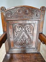 17th Century Wainscot Chair (4 of 5)