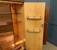 Large Burr Walnut Cocktail Cabinet (5 of 17)