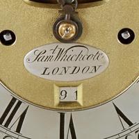 George II Bracket Clock by Samuel Whichcote (4 of 8)