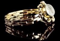 Antique Mourning Bracelet, 9ct Gold, Hairwork, Conversion (4 of 11)