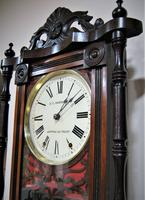 Early 1890's Anglo-American Striking Wall Clock (4 of 8)