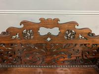 Regency Period Rosewood Book Carrier (4 of 9)