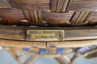 Pair of Endell Woven Cane Bentwood Chairs (4 of 6)