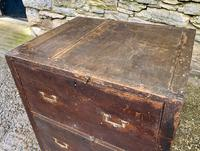 Antique Ship's Cabin Chest of Drawers (13 of 17)