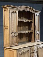 French Bleached Oak Farmhouse Kitchen Dresser (2 of 26)