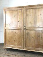 Large Antique Pine Cupboard (3 of 11)