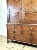 Early 19th Century Welsh Oak Cupboard (3 of 10)