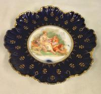 Austrian Decorated Cabinet Plate (3 of 4)