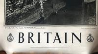 9 Original  Photogravure Printed Travel Posters from the Series 'Britain' by the Travel Association (8 of 18)