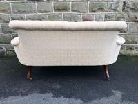 Antique English Upholstered Sofa (7 of 8)
