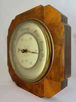 Art Deco Aneroid Barometer.  1930's (5 of 6)