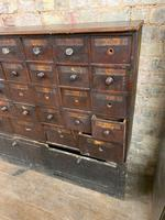 Chemist Bank of Drawers (5 of 5)