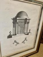 Pair of Framed Architectural Prints (5 of 5)
