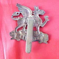 WW1  Buffs Cap Badge (2 of 2)