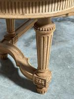 Huge Bleached Oak French Extending Dining Table (18 of 24)