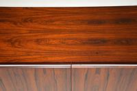 Merrow Associates Rosewood & Chrome Sideboard by Richard Young (6 of 13)