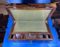 Victorian  Rosewood Writing Slope (17 of 20)