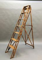 Early 20th Century Hetherley Step Ladder (11 of 11)
