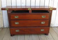 Antique French Drapers Chest of Drawers (5 of 13)