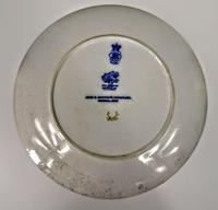 Doulton Burslem  Commemorative Plate - Whittier's Birthplace c.1895 (5 of 9)