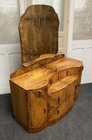 Burr Walnut Art Deco Dressing Table (11 of 14)