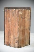 Rustic Oak Corner Cupboard (13 of 13)