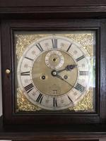Eight Day Early George II London Longcase Clock (5 of 10)