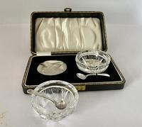 Cut Crystal Salts c.1930 (4 of 5)