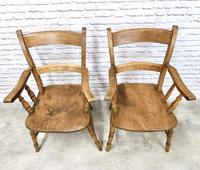 2 x Windsor Barback Armchairs (3 of 5)