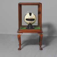 Edwardian Mahogany Display Cabinet on Stand (2 of 6)