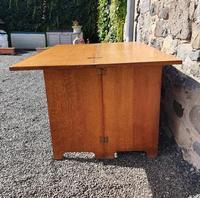 Rare Heal's Oak Cabinet Come Table (5 of 7)