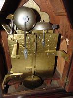 Regency Mahogany Gothic Bracket Clock (8 of 12)
