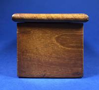 Late Victorian Long Domino Set in it's original mahogany box (9 of 13)
