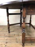 18th Century Oak Gateleg Table (7 of 14)