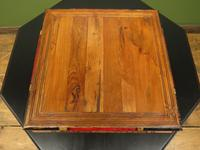 Vintage Small Japanese Tea Table, Indian Bajot Table (8 of 12)